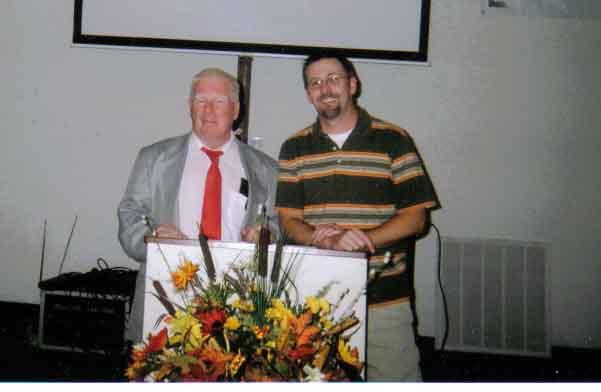 Rev. Bull and Pastor Michael Wade