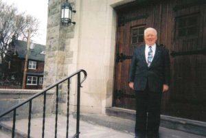 Reverend Ed Bull
