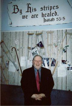 Reverend Joseph Cohen